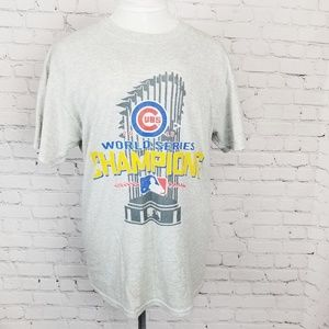World Series Champions 2016 Chicago Cubs Tee